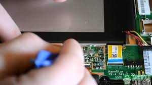 how to replace a ed nexus 7 screen and digitizer