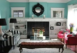 Blue Wallpaper U2013 The Perfect Piped In Each Room  Interior Design Wallpaper Room Design Ideas