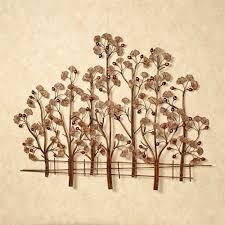 ginkgo metal wall sculpture rustic brown on ginkgo tree metal wall art with ginkgo tree metal wall sculpture
