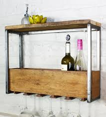 Reclaimed Wood Wine Cabinet Reclaimed Wood Wine Rack Shelf Features Reclaimed Wood What