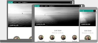 Website Html Templates Mesmerizing W28CSS Templates