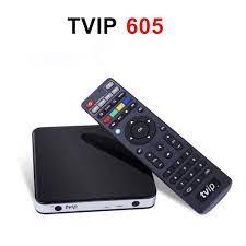 TVIP 605 Smart Tv Box 8G S905X Portal M3U URL Tvip V.605 S-Box Double  System Linux Tvip605 OTT Box Tv Set Top V605