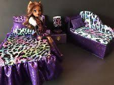 Monster High Bedroom