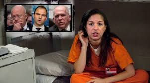 Image result for lock up susan rice james comey leaked pics
