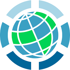 changing space the shrinking world the geography study school wikiproject globalization logo svg