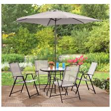 castlecreek complete patio dining set 6 pieces all designed to last for years