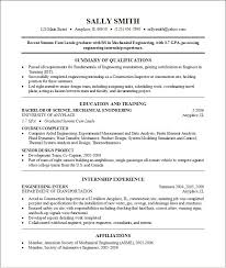 Sample College Resumes