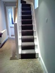 dark grey carpet runner by gray and black rugs