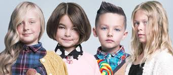 Dětské účesy 2015 Z Bomton Studií Vlasy A účesy
