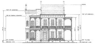 Historical House Plans  Fulllifeus  FulllifeusHistoric Homes Floor Plans