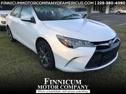 Used Toyota Camry For Sale Dublin, GA - CarGurus