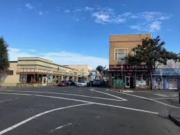 man bed to in downtown arcata