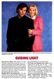 Guiding Light Soap Opera Book Guiding Light Guess Whos Coming To Dinner Part 08 Of 11