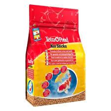 Специальный <b>корм Tetra Pond Koi</b> Sticks Growth 4L — купить в ...