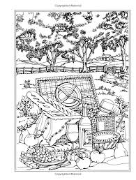 Small Picture Amazoncom Creative Haven Spring Scenes Coloring Book Creative