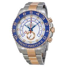rolex yacht master ii white dial stainless steel and 18k everose rolex yacht master ii white dial stainless steel and 18k everose gold rolex oyster automatic