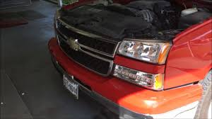 2006 Chevy Silverado Bulb Chart Chevy Silverado Lighting Upgrade Part 4 Led Headlight Parking Light Bulb Tail Light Bulb Conversi