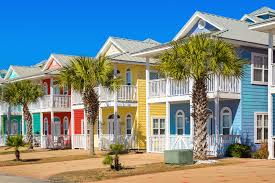 florida to a vacation home