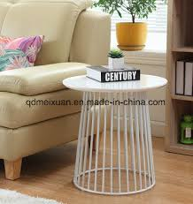 china ou wrought iron tea table small round table the sitting room is real wood small phone sofa table while a few nordic coffee tea table m x3484