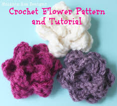 Crochet Rose Pattern Free
