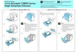 EPSON AcuLaser C3800 Series