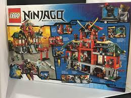 Lego 70728 Battle for Ninjago City, Toys & Games, Bricks ...