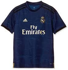 Adidas 2019 2020 Real Madrid Away Football Soccer T Shirt