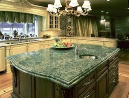 green quartz island countertops pretty what color walls go with home improvement