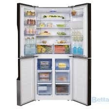 hisense 512 litre french door refrigerator roll over image to zoom prev
