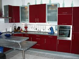 Red Tile Kitchen Floor Kitchen Steffanie Gareau Leaside Home Kitchen With No Windows