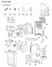 parts for ap125d amana air conditioners image image
