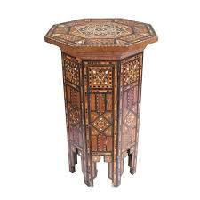 moroccan side table moroccan side table gold moroccan side table