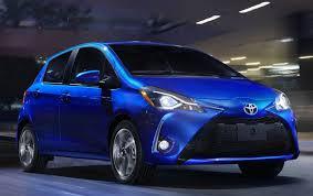 2018 Toyota Yaris - Overview - CarGurus