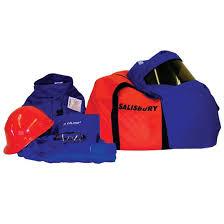 31 Cal Arc Flash Suit Salisbury Sk31 31 Cal Cm2 Hrc 3 Pro Wear