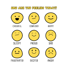 Feelings Chart For Kids 15 Memorable Feelings For Kids
