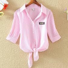 <b>Рубашка женская, в полоску</b>, большого размера 4xl - купить ...