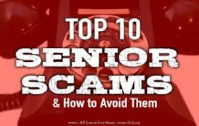 And Them Scams 10 How Avoid Top To Senior pUtxq