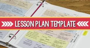 Printable Lesson Plans For Preschool Pre K And Kindergarten