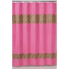 Sweet Jojo Designs Cheetah Girl Collection Sweet Jojo Designs Cheetah Girl Pink And Brown Shower