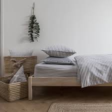 gingham cot bed bedding