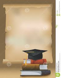 Free Graduation Background Designs Graduation Background Stock Illustration Illustration Of