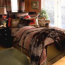 bear country comforter sets