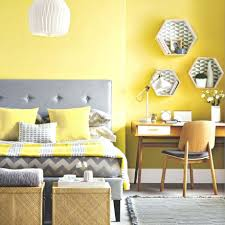 yellow bedroom furniture. Yellow Bedroom With Hexagon Shelves In At Magolla.com Furniture O