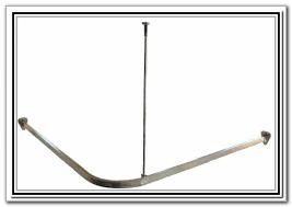 l shaped curtain rod ikea