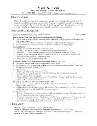 Example Of A Chronological Resume Reverse Chronological Resume ...