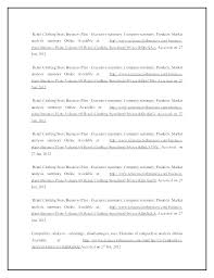 Essay Summary Examples Retail Business Plan Template Necessary Models Line Clothing