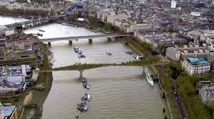 Small Picture Garden Bridge across the River Thames e architect