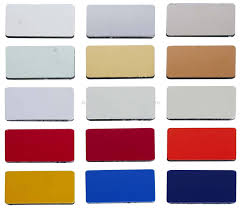 Acp Colour Chart Aluminum Composite Panels Acp Color Chart Buy Acp Color Chart Pantone Color Chart Decorating Color Chart Product On Alibaba Com