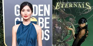 Aug 19, 2021 · despite being a returning face to the marvel cinematic universe, it has been revealed that gemma chan was one of the last members of the eternals to be cast in chloe zhao's upcoming superhero film. What To Know About Gemma Chan S Sersi In The Eternals Ew Com