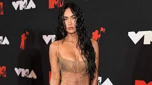 Megan Fox says viral naked dress was ...